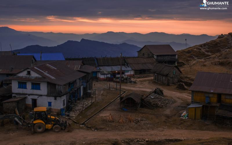 NASA has recently awarded a grant to study the changing urban patterns of the Himalaya